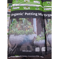 Organic Potting Mix 30ltr