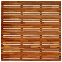 Acacia Hardwood Finger Joined Screen 1.8m X 1.8m