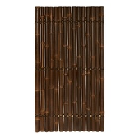 Bamboo Panel Brown 1.8 X 1