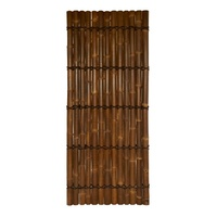 Bamboo Panel Brown 2.4 X 1